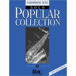 Edition Dux Popular Collection 8 A-Sax