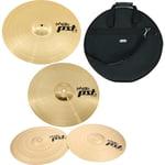 Paiste PST3 Cymbal Set Economy Bag