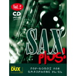 Edition Dux Sax Plus Vol.2 (Bb/Eb)