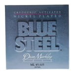 Dean Markley 2674A Blue Steel Bass ML