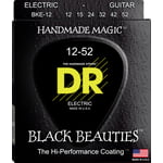 DR Strings Black Beauties BKE- 12