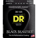 DR Strings Black Beauties BKB6-30