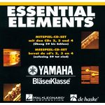 De Haske Essential Elements CD-Set 1