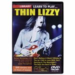 Music Sales Learn to Play Thin Lizzy (DVD)