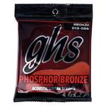 GHS S335 Phosphor Bronze Medium