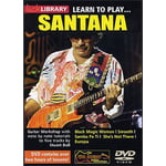 Roadrock International Learn to Play Santana