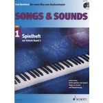 Schott Spielheft Songs & Sounds 1