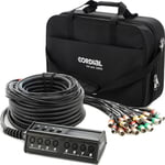 Cordial Multicore CYB C 16/4 Bundle