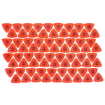 Dunlop Tortex Triangle 0,50 6 Pack