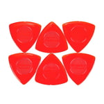 Dunlop Stubby Triangle 1.50 6 Pack
