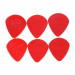 Dunlop Jazz II Red 6 Pack