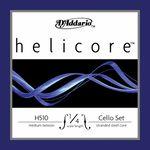 Daddario H510-1/4M Helicore Cello 1/4
