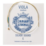 Jargar Silver Viola String G Medium