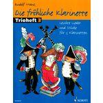 Schott Fröhliche Klarinette Trio 3