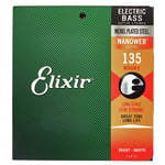 Elixir .135 Bass Single String