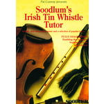 Music Sales Soodlum's Irish Tinwhistle
