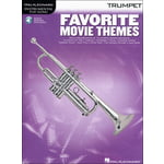Hal Leonard Favorite Movie Themes Trumpet