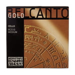 Thomastik Belcanto Gold Cello 4/4 medium