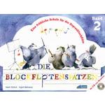Schuh Verlag Die Blockflötenspatzen (CD)