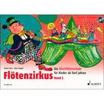 Schott Flötenzirkus 2 + CD