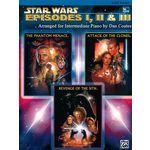 Alfred Publishing Star Wars Episode I,II & III