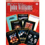 Alfred Music Publishing Best Of John Williams Clarinet