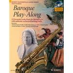 Schott Baroque Play-Along T-Sax