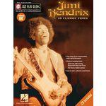 Hal Leonard Jazz Play-Along Jimi Hendrix