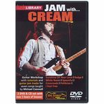 Music Sales Jam With Cream (DVD)