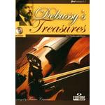 De Haske Debussy Treasures für Violine