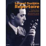 Schott Samuel Dushkin Repertoire VL