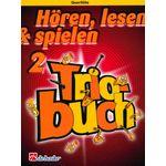 De Haske Hören Lesen Trio 2 Flute