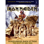 Music Sales Iron Maiden Somewhere Back In