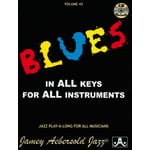 Jamey Aebersold Vol.42 Blues in All Keys