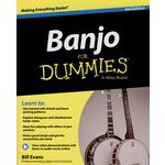 Wiley Publishing Banjo for Dummies
