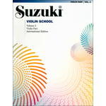 Alfred Music Publishing Suzuki Violin School Vol.2