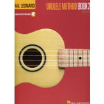 Hal Leonard Ukulele Method Book 2