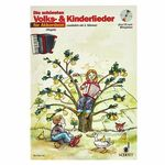 Schott Volks- Kinderlieder Accordion