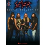 Hal Leonard Slayer Guitar Collection