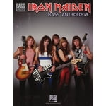 Hal Leonard Iron Maiden Bass Anthology