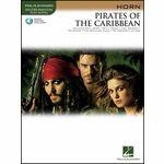 Hal Leonard Pirates Of The Caribbean Horn