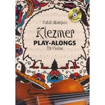 Alfred Music Publishing Klezmer Play-alongs Violin