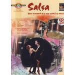 Alfred Music Publishing Drum Atlas Salsa