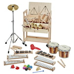 Goldon MusicTrolley Bongo Mod B-Stock