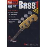 Hal Leonard Fast Track Bass Vol.1 DVD