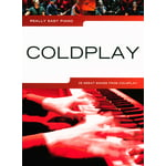 Wise Publications Coldplay Really Easy Piano