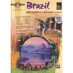 Alfred Music Publishing Drum Atlas Brazil