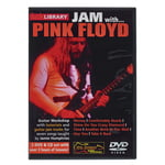 Music Sales Jam With Pink Floyd DVD