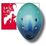 Thomann Ocarina 7H G Contrab. Shell BB
