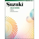 Alfred Music Publishing Suzuki Cello School Vol.1